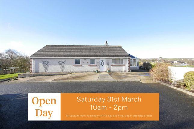 Thumbnail Detached bungalow for sale in Thornpike Farm, Little Mill, Egremont, Cumbria