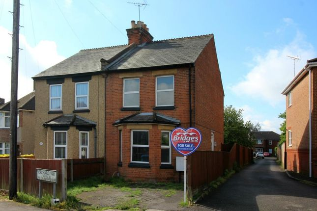 Thumbnail Semi-detached house to rent in Brighton Road, Aldershot