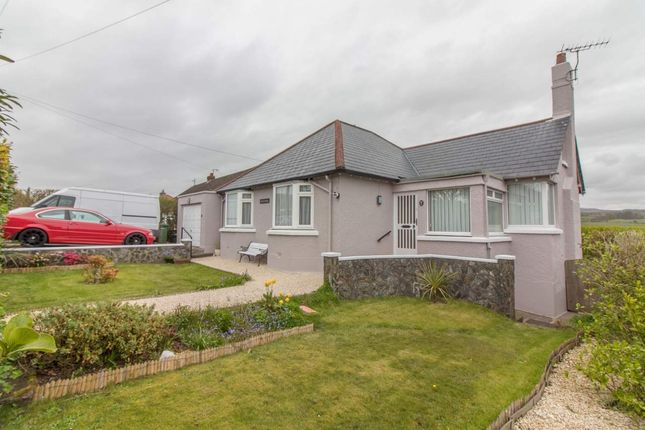 Thumbnail Detached bungalow for sale in 44 Groudle Road, Onchan