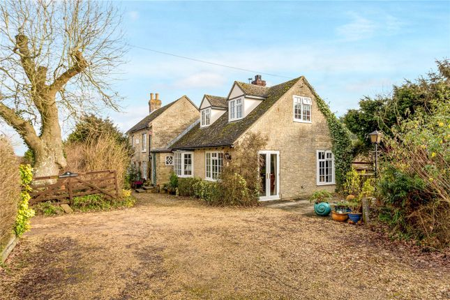 Thumbnail Detached house for sale in New Yatt Road, North Leigh, Witney, Oxfordshire
