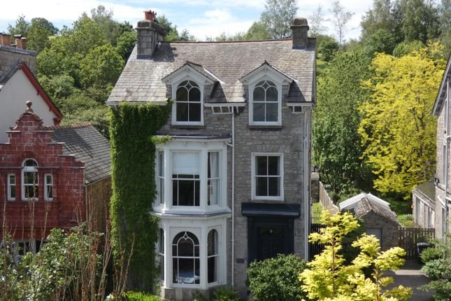Thumbnail Detached house for sale in Fernleigh, Castle Road, Kendal