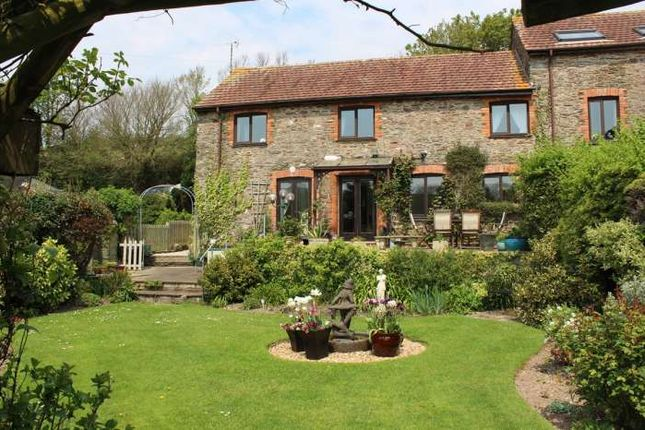 Thumbnail Semi-detached house for sale in South Huish, Kingsbridge