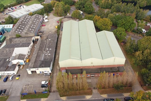 Thumbnail Warehouse for sale in Doddington Road / Whisby Road, Lincoln