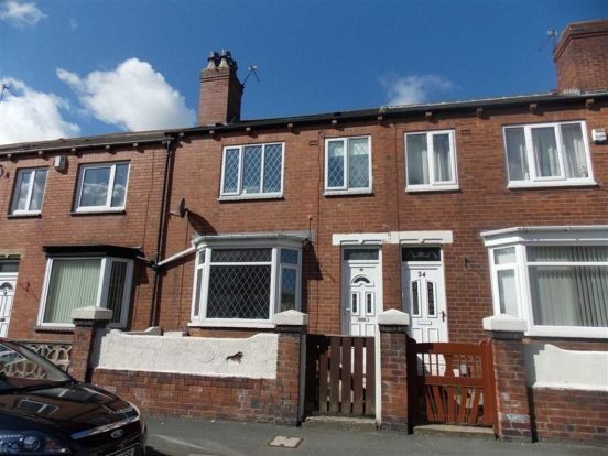 Thumbnail Terraced house to rent in Garden Street, Castleford