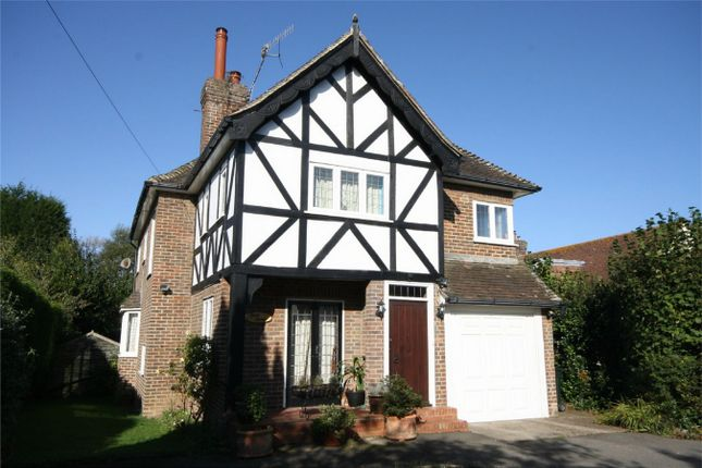Thumbnail Detached house for sale in Peartree Lane, Little Common, Bexhill On Sea