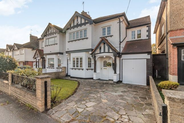 Thumbnail Semi-detached house for sale in Essex Road, London, London