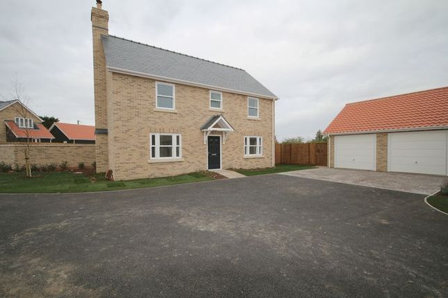 Thumbnail Detached house for sale in Hereward Houses, Soham, Ely