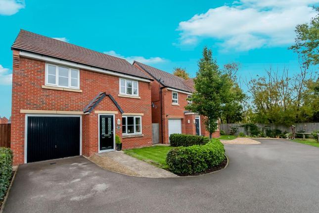 Thumbnail Detached house for sale in Willow Road, Thornton Cleveleys, Lancashire