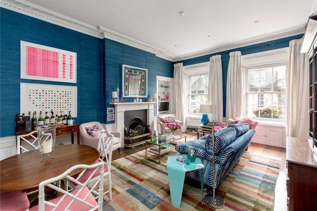 Sitting Room of 44/3 Cumberland Street, New Town, Edinburgh EH3