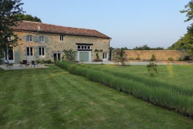 Property For Sale Nanteuil En Vallee France
