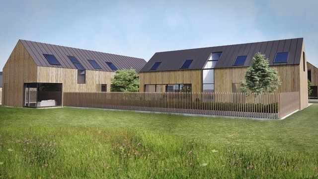 Thumbnail Detached house for sale in Church Lane, South Stainley, Harrogate, North Yorkshire