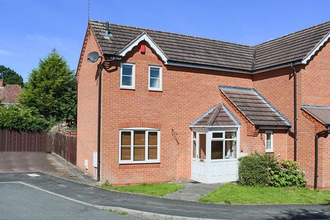 Thumbnail Semi-detached house for sale in Chapelfield Mews, Rubery, Birmingham