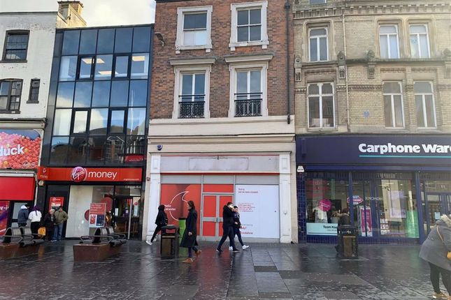 Thumbnail Retail premises to let in Highcross Leicester, Leicester