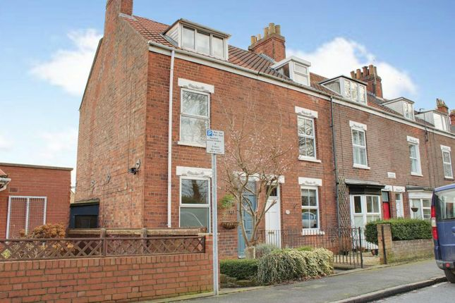 Thumbnail End terrace house to rent in Queensgate, Beverley