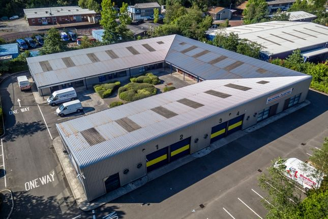 Thumbnail Industrial to let in Unit 11 Maritime Industrial Estate, Pontypridd, Rhondda Cynon Taff