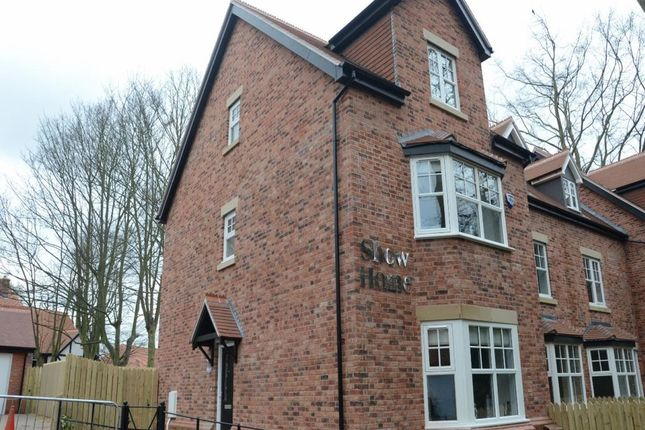 Thumbnail Property for sale in New Park Lane, Mansfield