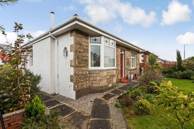 Thumbnail Bungalow for sale in Holmston Road, Ayr, South Ayrshire, Scotland