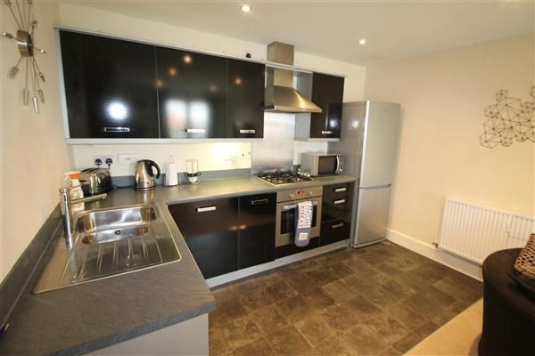 Thumbnail Flat to rent in Corbel House, Monton, Manchester