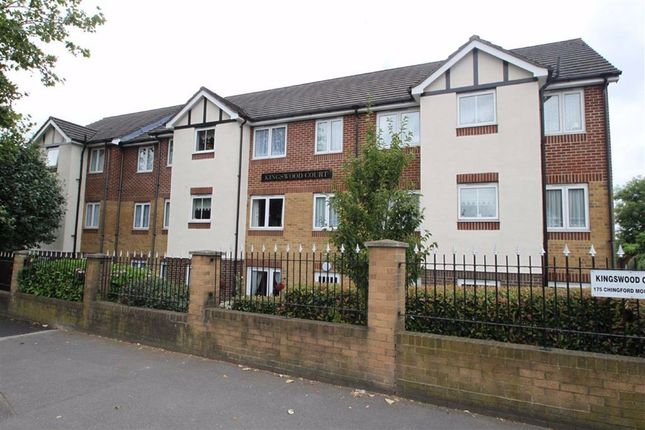 Thumbnail Flat for sale in Chingford Mount Road, London