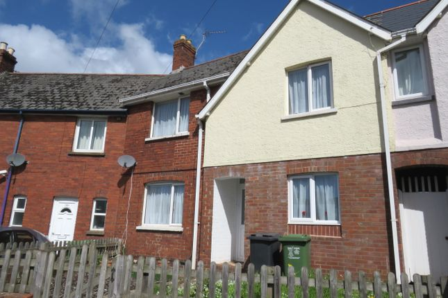 Thumbnail Property to rent in Pinhoe Road, Exeter