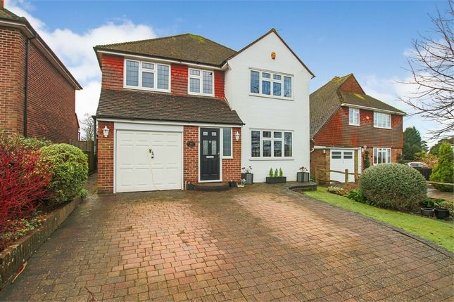 Detached house for sale in Heathcote Drive, East Grinstead, West Sussex