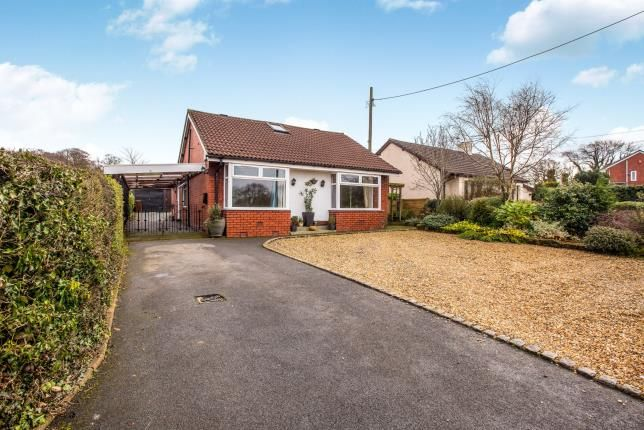 Thumbnail Detached house for sale in Nabs Head Lane, Samlesbury, Preston, Lancashire