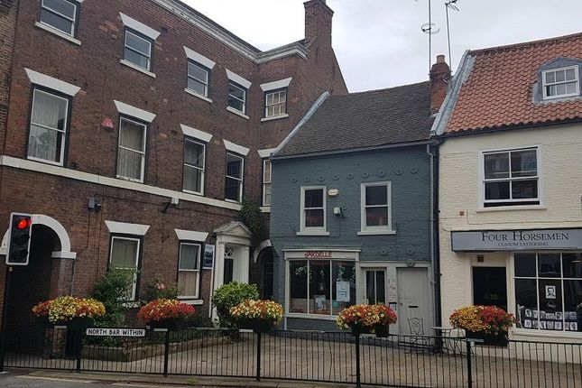 Thumbnail Leisure/hospitality for sale in 38 North Bar Within, Beverley, East Yorkshire