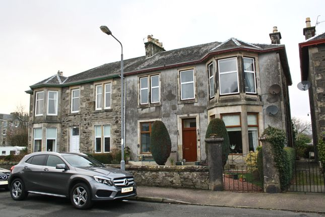 Thumbnail Flat for sale in 23 Wyndham Road, Isle Of Bute, Rothesay