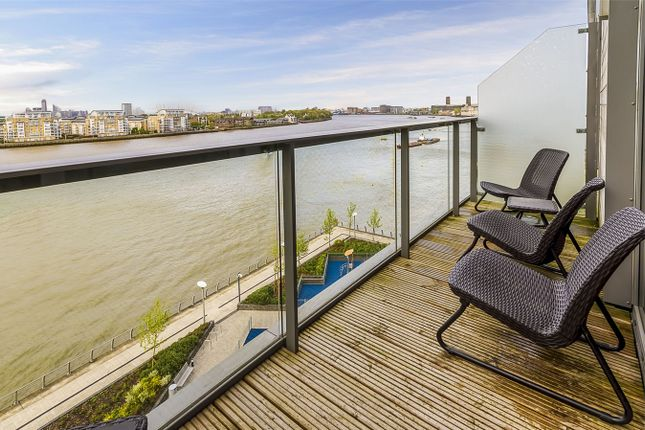 Thumbnail Flat for sale in Beacon Point, 12 Dowells Street, New Capital Quay, London