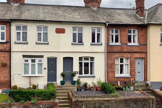 2 bed terraced house for sale in Ledbury Road, Hereford HR1