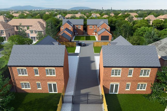 Thumbnail Detached house for sale in Beacon Hill Road, Newark