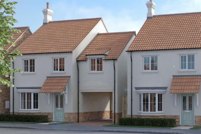 Thumbnail Detached house for sale in Plot 60, The Redwoods, Leven, Beverley