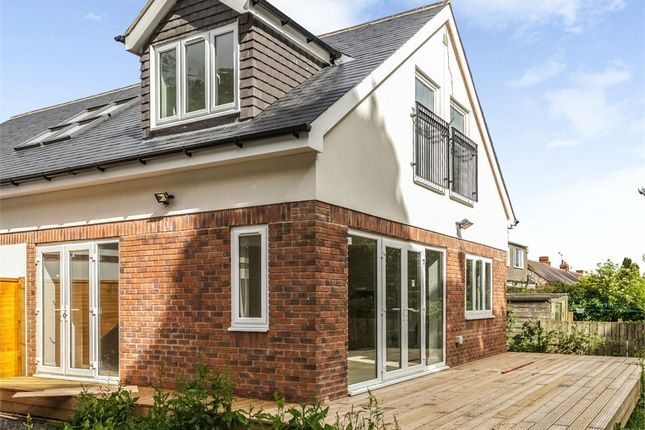 Thumbnail Detached bungalow for sale in Pine Avenue, Newcastle Upon Tyne, Tyne And Wear