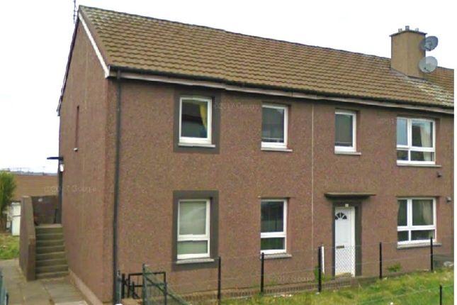 Thumbnail Flat to rent in Carlowrie Place, Gorebridge, Midlothian