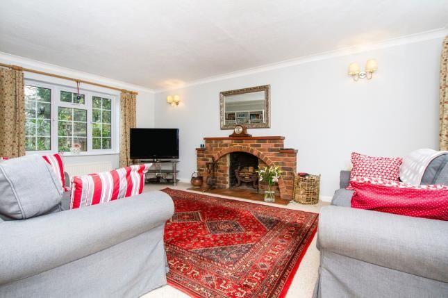 Lounge of Oaklea Way, Uckfield, East Sussex TN22