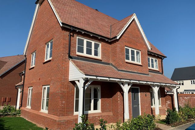 Thumbnail Detached house for sale in Tadpole Garden Village, Tadpole Garden Village, Swindon