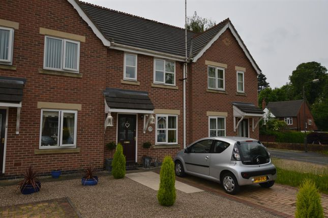 Thumbnail Terraced house to rent in Castle View, Duffield, Duffield, Belper