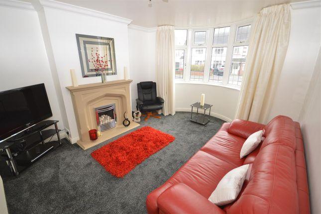 Sitting Room of Salisbury Avenue, Styvechale, Coventry CV3
