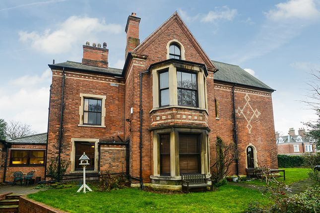 Thumbnail Semi-detached house for sale in Holles Crescent, The Park, Nottingham