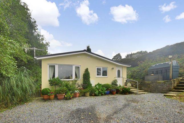 Thumbnail Detached bungalow for sale in Meadow Park, Dart Bridge Road, Buckfastleigh, Devon