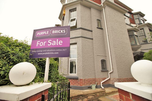 Thumbnail Property for sale in Vicarage Road, Eastbourne