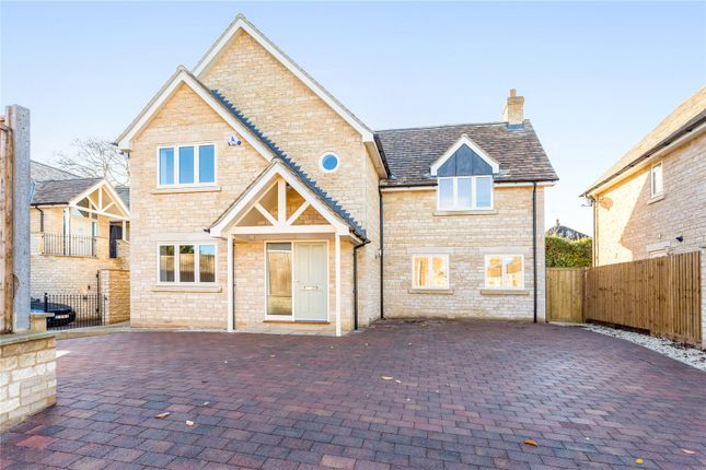 Thumbnail Detached house for sale in 2 Torkington Mews, Reform Street, Stamford, Lincolnshire