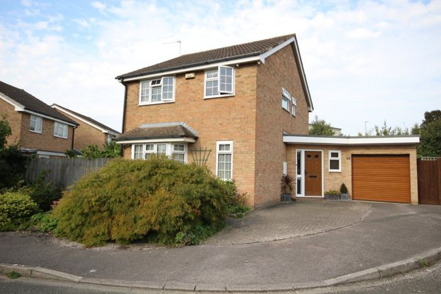 Thumbnail Detached house for sale in Darwin Close, Cheltenham