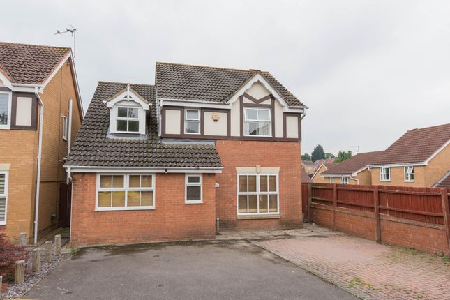4 bed detached house for sale in Turnbrook Close, Irthlingborough, Wellingborough