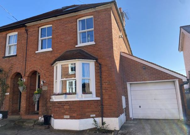 3 bed semi-detached house for sale in Station Road, Cookham SL6
