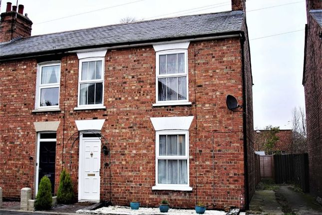 2 bed end terrace house for sale in Stukeley Road, Holbeach, Spalding