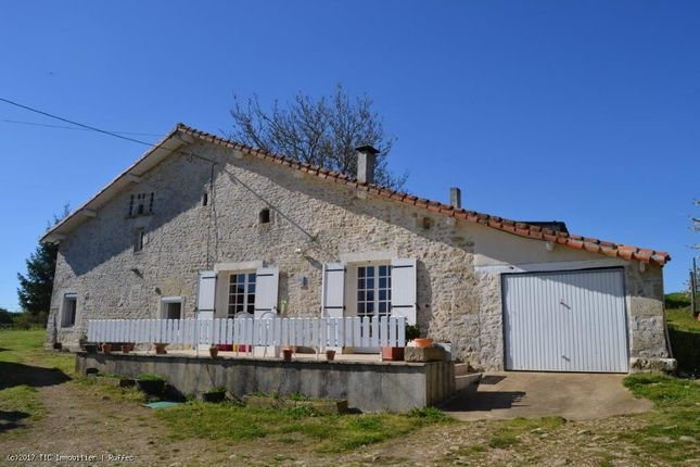 5 bed property for sale in Civray, Poitou-Charentes, 86400, France