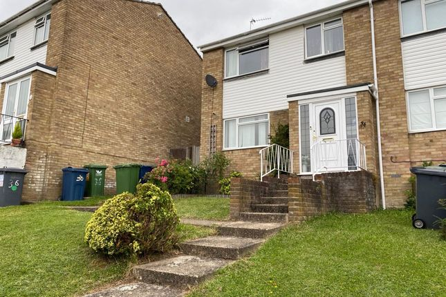 Thumbnail Terraced house for sale in Pheasant Drive, Downley, High Wycombe