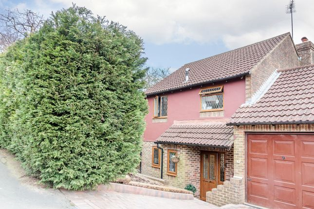 Thumbnail Link-detached house for sale in Gibraltar Rise, Heathfield