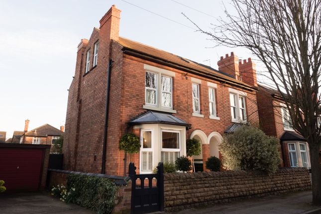 Thumbnail Semi-detached house for sale in Haddon Road, West Bridgford
